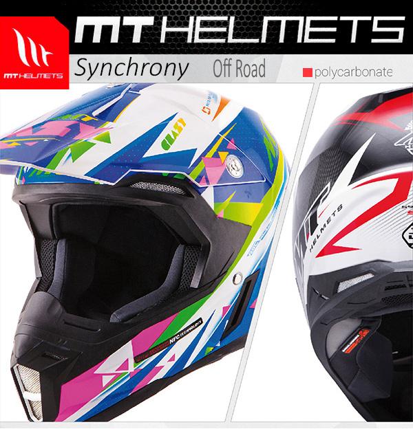 synchrony mt helmets